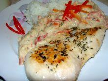 Filet w sosie paprykowym