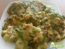 Filet z kurczaka na zielono