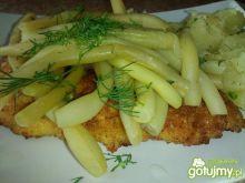 Filet z kurczaka pod szparagówką