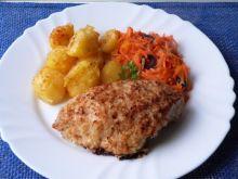 Filet z kurczaka w kalafiorze