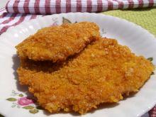 Filet z kurczaka w kukurydzianej panierce