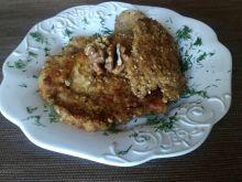 Filet z kurczaka w orzechowej panierce