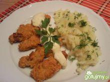 Filet z kurczaka w pikantnej panierce