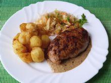 Filet z kurczaka w sosie prowansalskim