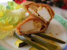 Filet z kurczaka w waflu