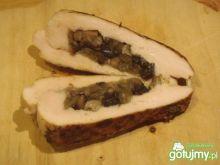 Filet z kurczaka z pieczarkami 6