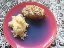 Filet z kurczaka z serkiem mascarpone