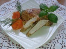 Filet z marynaty ziołowo - czosnkowej