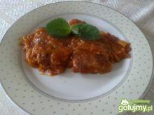 Filet z pangi w sosie pikantnym
