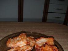 Filet z serem i szynką 2