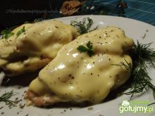 Filet z szynką i serem