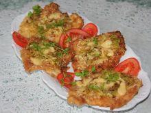 Filety drobiowe pod pierzynką