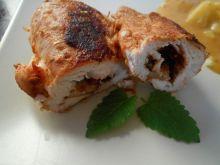 Filety nadziewane mozzarellą