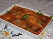Filety rybne w sosie cebulowym