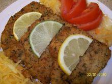 Filety rybne w ziolach