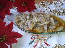 Filety śledziowe musztardowo - korzenne