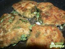 Filety z kurczaka nadziewane szpinakiem
