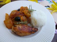 Filety z kurczaka po prowansalsku