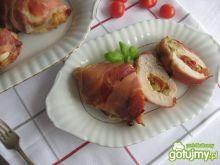Filety z kurczaka z suszonymi pomidorami