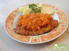 Filety z pangi z pikantnym sosem