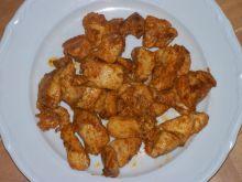 Filety z piersi kurczaka a'la gulasz
