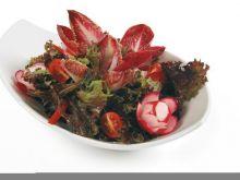 Fioletowa sałatka