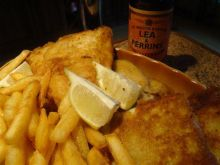 Fish and chips czyli ryba z frytkami