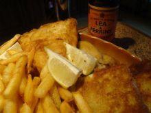 Fish and chips czyli ryba z frytkami