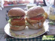 Fishburgery dla najmłodszych