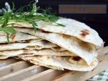 Flatbread, czyli chlebek z patelni