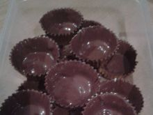Foremki czekoladowe