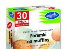 Foremki na muffiny Stella pack