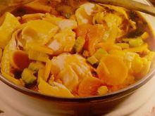 Francuska zupa rybna z winem