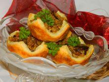 Francuskie babeczki z grzybami