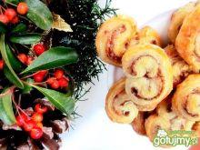 Francuskie ciastka cynamonowe -Palmiery