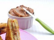 Francuskie tosty z bananem na słodko