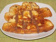 Francuskie tosty z chałki