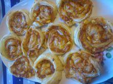 Francuskie wytrawne ślimaczki