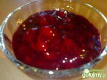 Frużelina czerwona