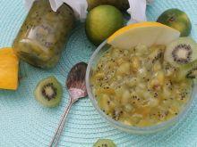 Frużelina z kiwi i melona