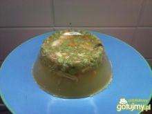 galareta warzywna