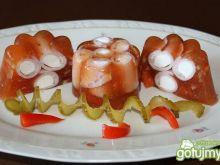 Galaretka słodko-kwaśna