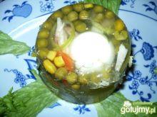 Galaretka warzywna