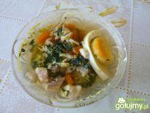 Galaretka z kurczakawg mikidziuba