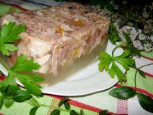 Galaretka z mięsem mieszanym