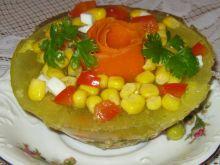 Galaretka z warzywami