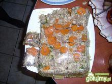 Galaretki wieprzowo - drobiowe