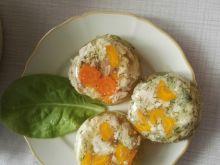 Galaretki z kurczakiem i warzywami