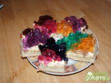 Galaretkowe ciasto