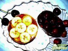 Galaretkowo-owocowy deser